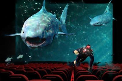 5D кинотеатры в Чехии