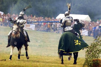 В городе Кутна-Гора состоится средневековое шоу