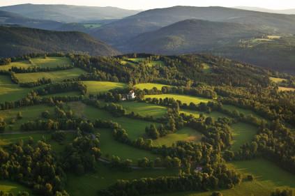 Горы Чехии