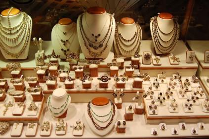 Ювелирные украшения из Чехии