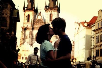 Где отметить День всех влюбленных в Чехии?