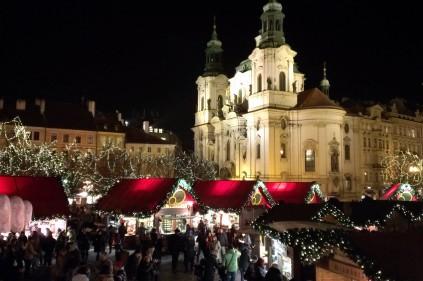 Рождество в Праге 2012: о турах и отдыхе