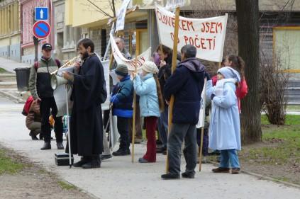 Чехия против абортов