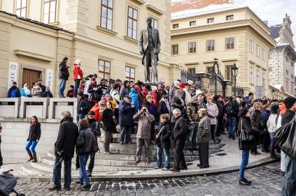 Как отдыхают русские в Чехии