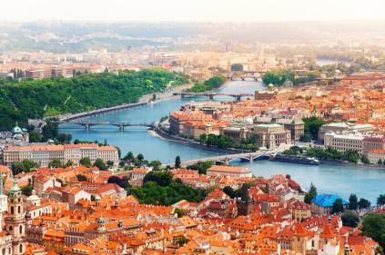Карта Чехии: топ-10 интересных географических фактов