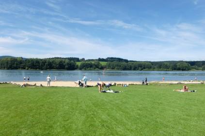 Пляжи Чехии – где отдохнуть в Чехии летом?