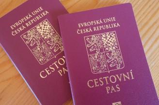 Новые паспорта в 2018 году избавят чехов от очередей